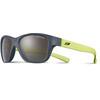 Julbo Kids 4-8Y Turn Spectron 3 Sunglasses Matt Blue/Yellow-Gray